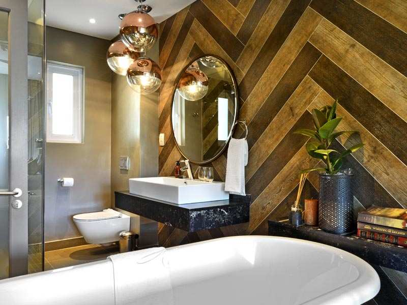 Franschhoek Boutique Hotel Cape Winelands Luxury Western Cape South Africa Accommodation Hennessey Bathroom1