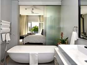 Franschhoek Boutique Hotel Cape Winelands Luxury Western Cape South Africa Accommodation Aztec Bathroom