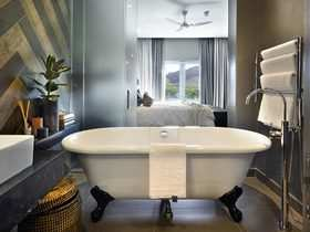 Franschhoek Boutique Hotel Cape Winelands Luxury Western Cape South Africa Accommodation Hennessey Bathroom