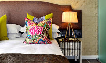 Franschhoek Boutique Hotel Cape Winelands Luxury Western Cape South Africa Accommodation Sapphire Room